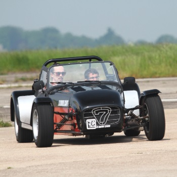 Caterham Blast in Oxfordshire