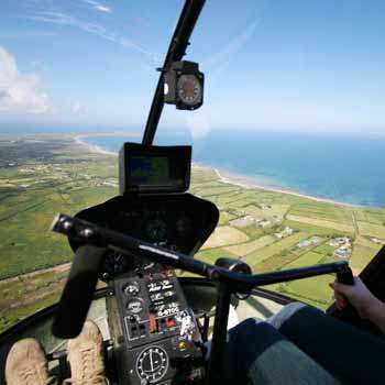 Helicopter Lessons in Leicestershire