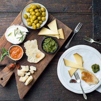 Sunday Cheese & Wine Tasting and Cookery Class