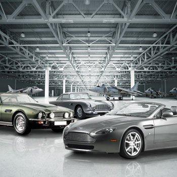 Aston Martin Bond Experience