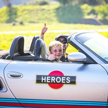 Junior Race Car Experience