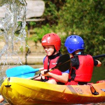 Kayak Taster for Two