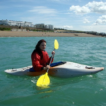 Learn to Kayak in Brighton