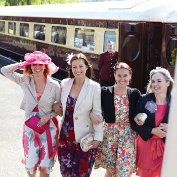 Luxury Vintage Day Trip on The Northern Belle