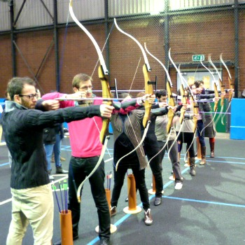Indoor Archery Lessons