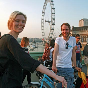 London Bike Tours