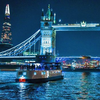 Disco Cruise on the Thames
