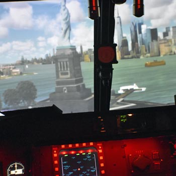 Lynx Helicopter Simulator