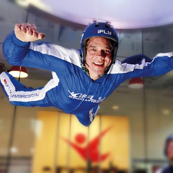 Indoor Skydiving for Two Special Offer