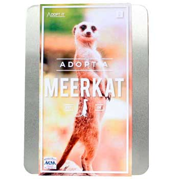 Adopt A Meerkat Picture