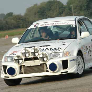 Rally Driving Leicestershire Picture