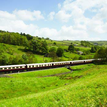 Belmond British Pullman to Canterbury