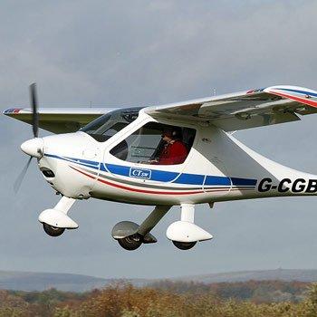 Light Sports Flight Training County Durham