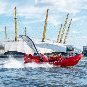 Thames Rockets Ultimate Speed Thrill