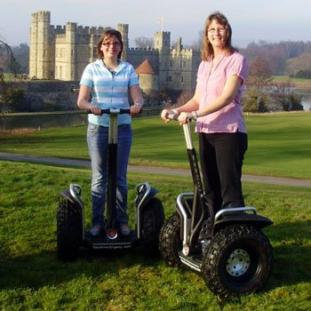 Leeds Castle Segway Offer For Two