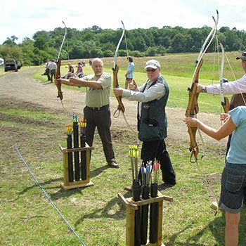 Archery In Hertfordshire Picture