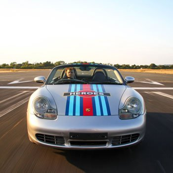 Porsche Boxster S Racing Experience