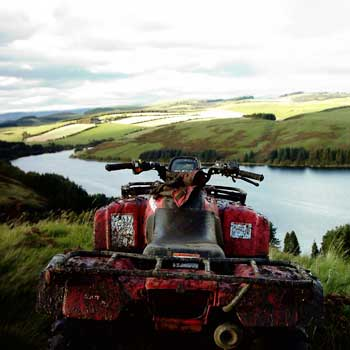 Quad Biking Experience Scotland