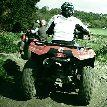 Junior Quadbiking North Yorkshire Picture