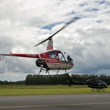Helicopter Lessons Herefordshire Picture