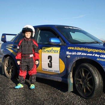 Junior Subaru Rally Staffordshire