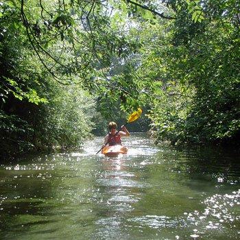 Kayaking East Sussex