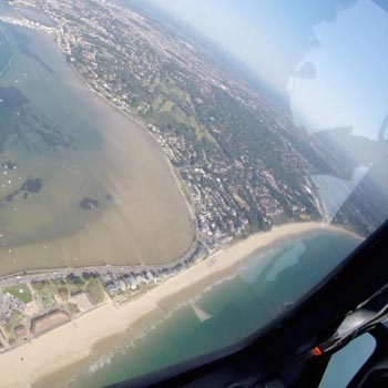 Bournemouth Helicopter Tour