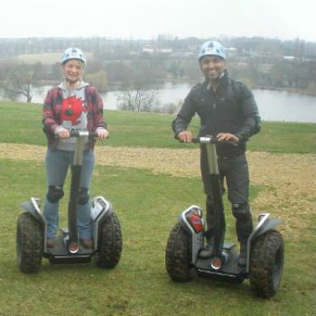 Segway Thrill in Ware