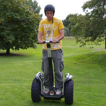 Segway Adventure in Berkshire