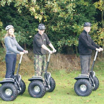 Segway Edinburgh Picture
