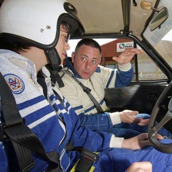 Junior Rally Thrill Northamptonshire