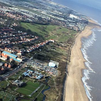 Helicopter Sightseeing From Skegness Picture