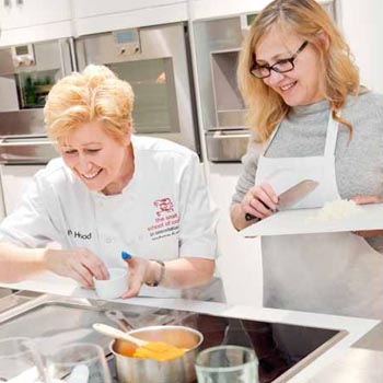 Cooking Lessons London
