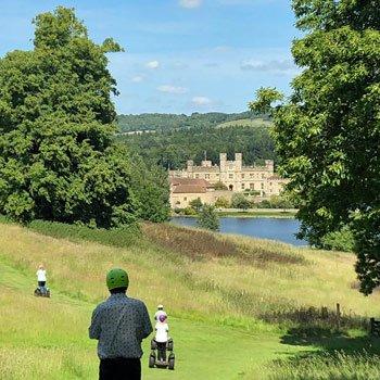 Segway Adventure Leeds Castle