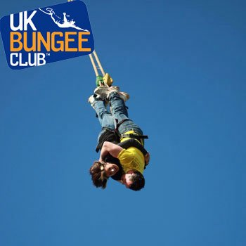 Tandem Bungee Jump Activity