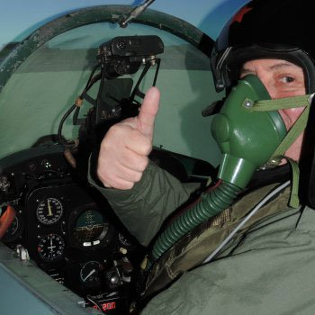 Fighter Pilot Experience Picture