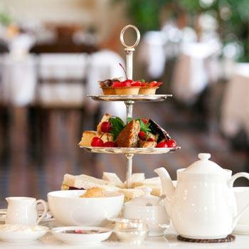 Afternoon Tea & Spa Package