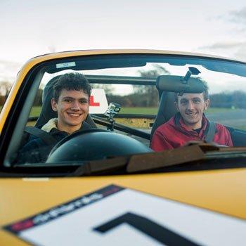 Under 17 Motorsport Academy DriveandLicence
