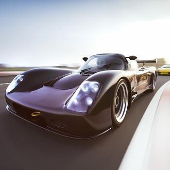 Ultima Gtr Driving Experience