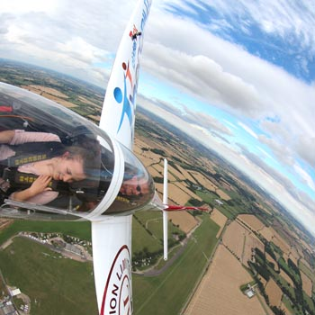 Gliding In Leicestershire Picture