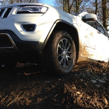 Jeep 4x4 Off Roading Experience