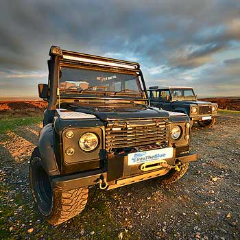 4x4 Gift Experience in the Peak District