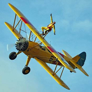 Wing Walking Oxfordshire