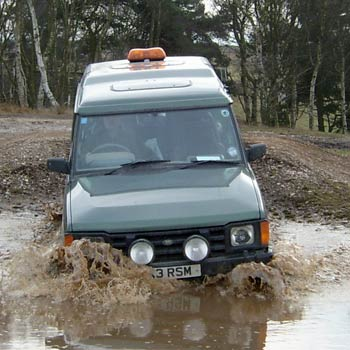 Off Roading In Nottingham Picture