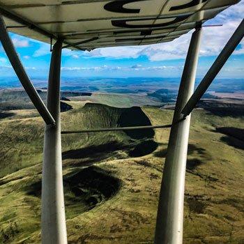 Light Sports Flying Lessons Berkshire