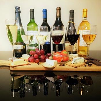 Luxury Wine Tasting & Food Pairing For Two