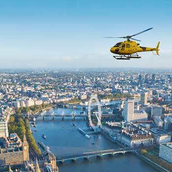 London Sightseeing Flights from Battersea
