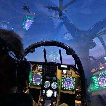 F16 Fighter Pilot Yorkshire