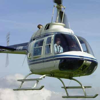 Helicopter Pleasure Flights  Goodwood Location
