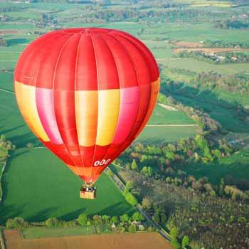 Balloon Flight Cotswolds